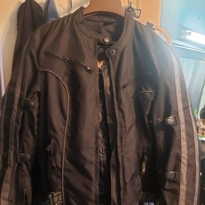 Xelement Women's Armored Riding Jacket